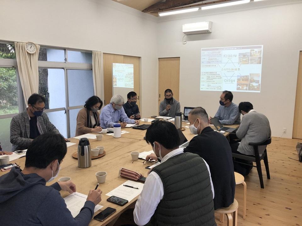 ひろかわ産地経営革新会議2